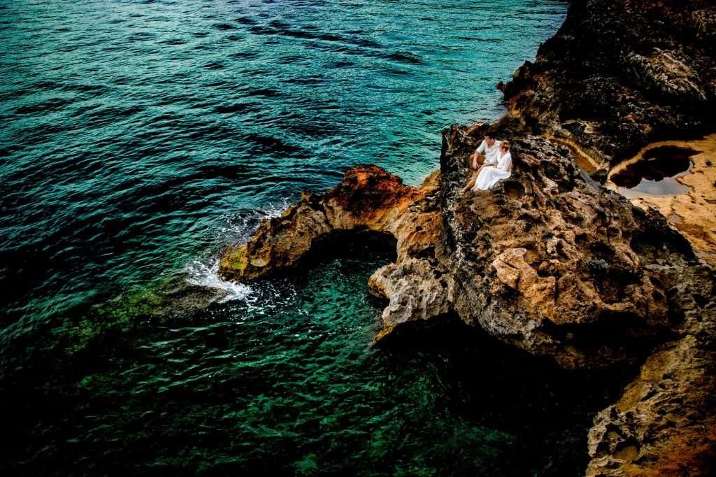 Trouwfotograaf Spanje Ibiza