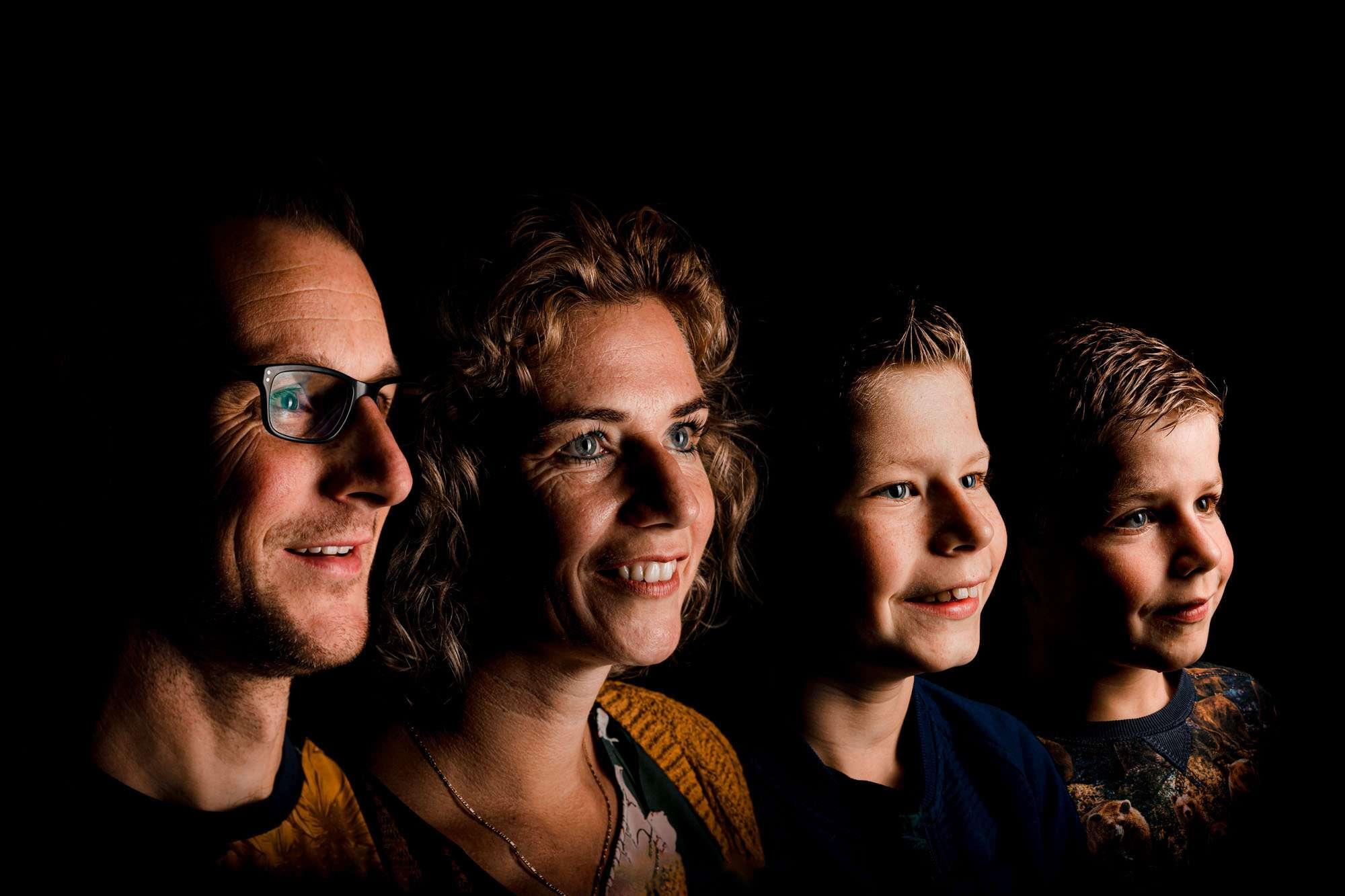 Fusion Familie Fotoshoot