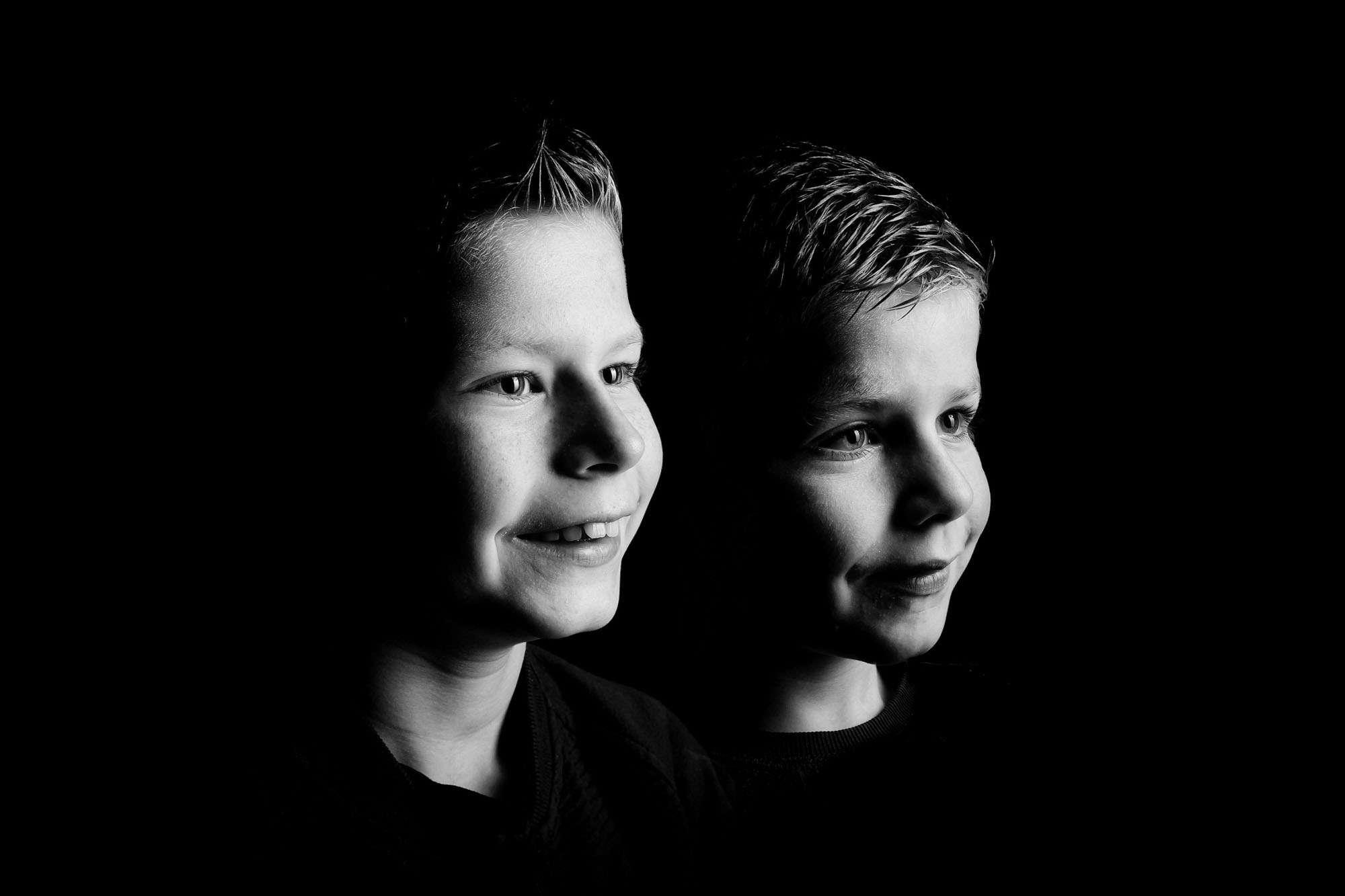 Fusion Family Duo Portret